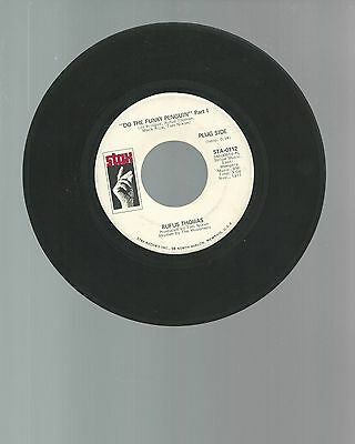 "Rufus Thomas ""Do The Funky Penguin Pts.1 & 2"" (Stax) Funk Soul HEAR"