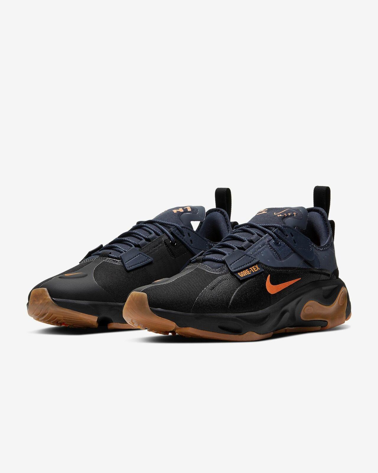 Nike React Type GTX Gore-Tex Black Bright Ceramic BQ4737-001