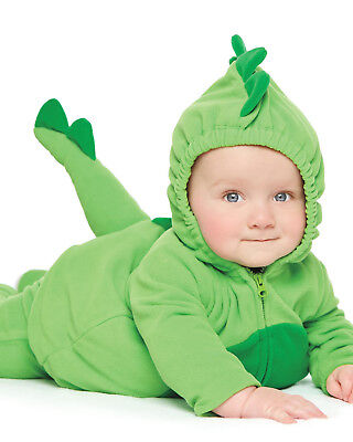 Carters 3 6 9 12 24 Months Little Dinosaur Halloween Costume Baby Boy Holiday