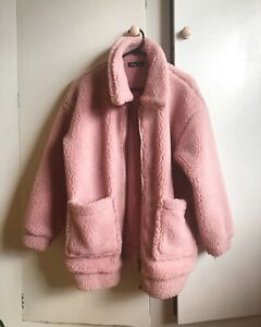 Ally pink jumper size S (oversized fit)
