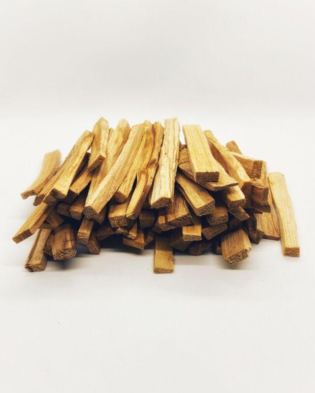THINLY CUT 1/2 LB (55-60 Sticks Approx) Peru Palo Santo