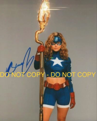 BREC BASSINGER, STARGIRL, HAND SIGNED 8X10 PHOTO W/COA - $10.00