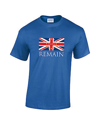 BREXIT IN Vote Remain Stronger In Europe Mens Funny Topical T-Shirt (Funny Topic)