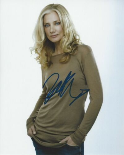 ACTRESS JOELY RICHARDSON HAND SIGNED 8x10 PHOTO w/COA THE ROOK NIP/TUCK PATRIOT