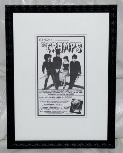 THE CRAMPS ST. ANDREW