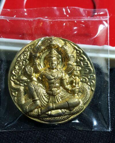 Jatukam  Ramathap V.pratat 50   3.2cm.  Real Thai Amulet.