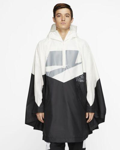 NWT Nike Shield Sportswear Windrunner Rain Poncho Jacket OS