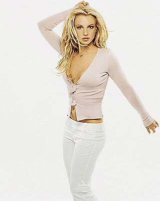 BRITNEY SPEARS 8X10 PHOTO PICTURE SEXY HOT CANDID 167