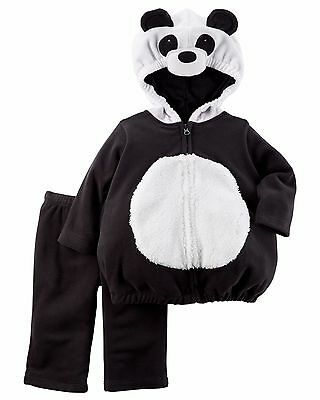 Panda Halloween Costumes (NEW NWT Boys or Girls Carter's Halloween Costume Panda 3-6 or 6-9)