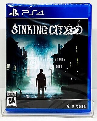 The Sinking City - PS4 - Brand New | Factory Sealed