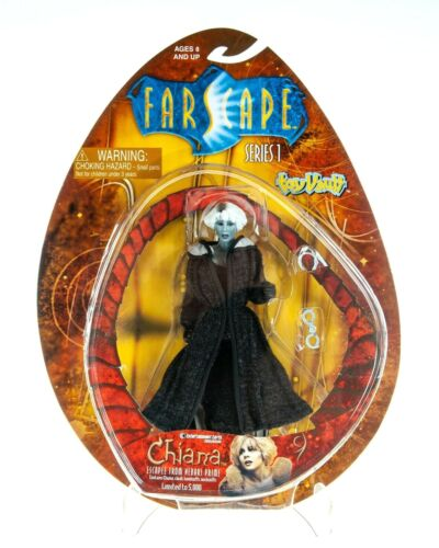 NEW Farscape CHIANA ESCAPE FROM NEBARI PRIME LTD/5000 Series 1