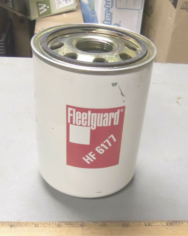 Fleetguard Inc.  - Element Fluid Filter - P/N: HF 6177 (NOS)
