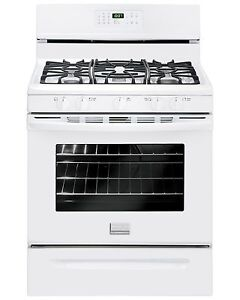 Frigidaire Gallery Gas Self-Cleaning Convection Range