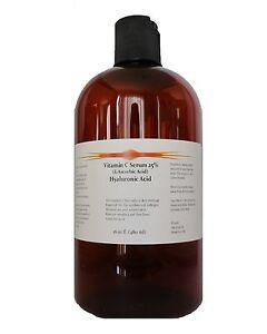 32oz-2x16oz-Vitamin-C-L-Ascorbic-Acid-25-Hyaluronic-Acid-Anti-Aging-Serum