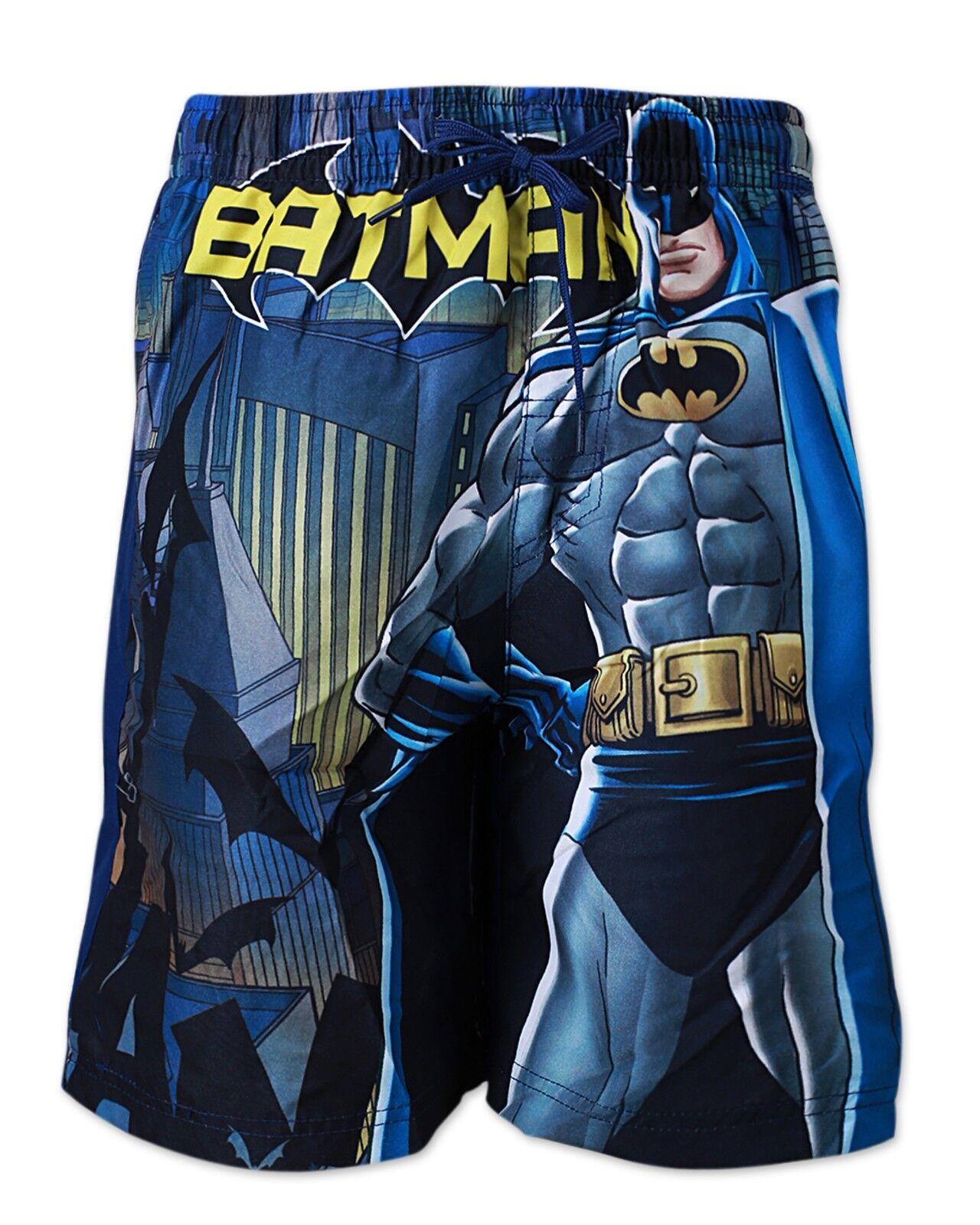 Badehose Short Jungen Kinder Batman NEU D1-32