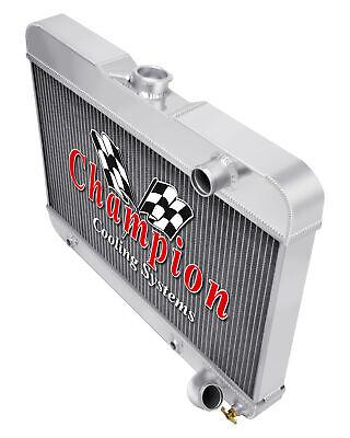 3 Row Discount Champion Radiator for 1962 1963 Buick Skylark V8 Engine