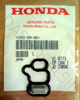 Genuine NEW OEM Honda VTEC Solenoid Gasket / Spool Valve Filter Screen