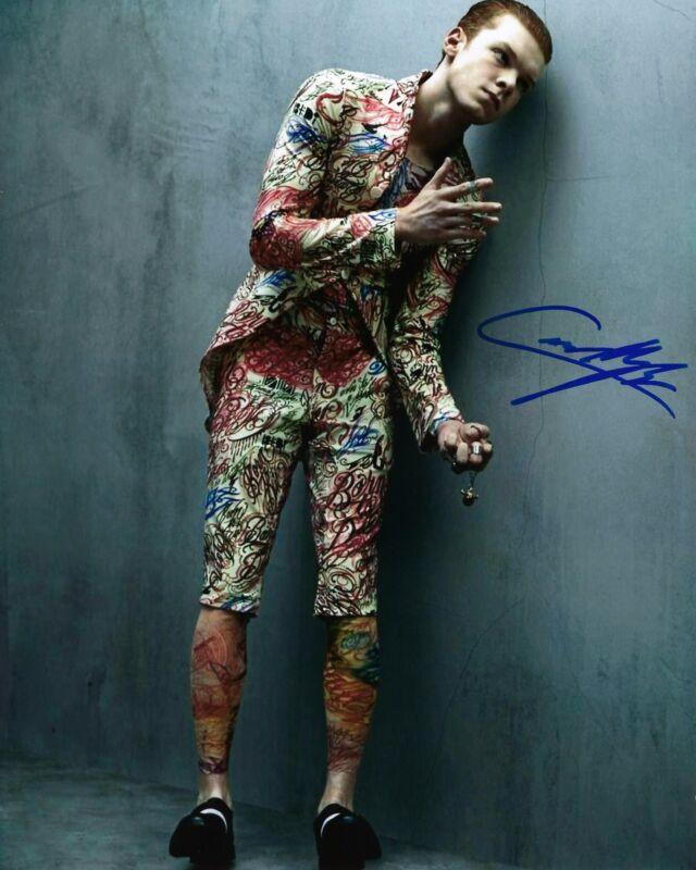 GFA Gotham Jerome * CAMERON MONAGHAN * Signed 8x10 Photo EJ4 COA