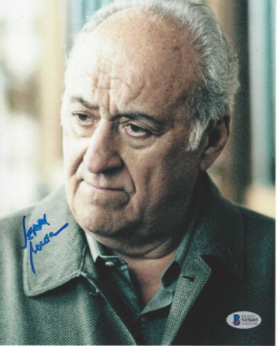 JERRY ADLER SIGNED 'THE SOPRANOS' 8x10 PHOTO ACTOR  HESH RABKIN BECKETT BAS COA