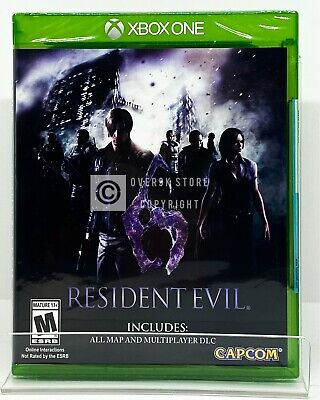 Resident Evil 6 - Xbox One - Brand New | Factory Sealed