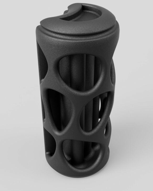 Empire Sniper Paintball Gun Low Profile Skeletonized Replacement Pump Handle