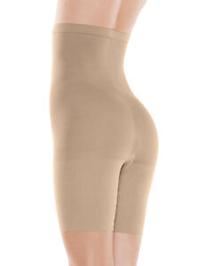 Assets by Spanx, Women's Shapewear, Hi-Waist Mid-Thigh Shaper 166B