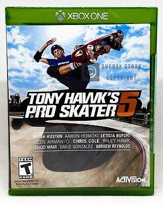 Tony Hawk's Pro Skater 5 - Xbox One - Brand New | Factory Sealed