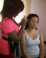 Makeup Artist and Gele (Headgear)