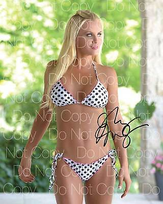 Jenny Mccarthy Signed Sexy Hot Beautiful 8X10 Photo Picture Poster Autograph Rp