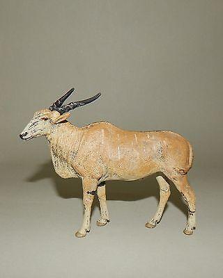 """""""Elen - Antilope stehend"""" von Lineol - Massetier für Zoo -"""