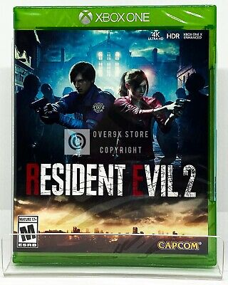 Resident Evil 2 - Xbox One - Brand New | Factory Sealed