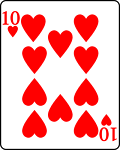 10 of Hearts