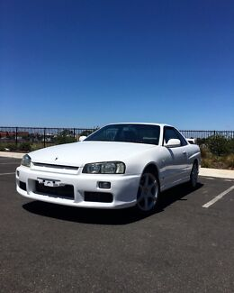 1999 Nissan Skyline R34 GT Coupe Auto Epping Whittlesea Area Preview