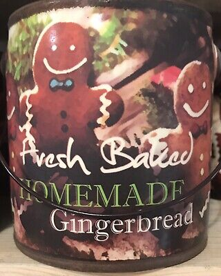 Cheerful Giver HOMEMADE GINGERBREAD Farm Fresh  20 oz Scented  Candle