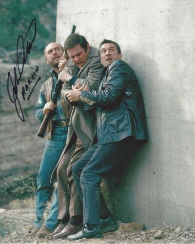 JOHN ASHTON SIGNED AUTHENTIC 'MIDNIGHT RUN' MARVIN 8x10 PHOTO w/COA ACTOR