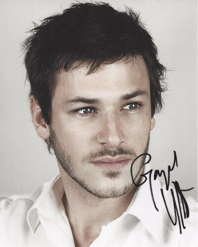 ACTOR GASPARD ULLIEL SIGNED 8X10 PHOTO E W/COA IT'S ONLY THE END OF THE WORLD