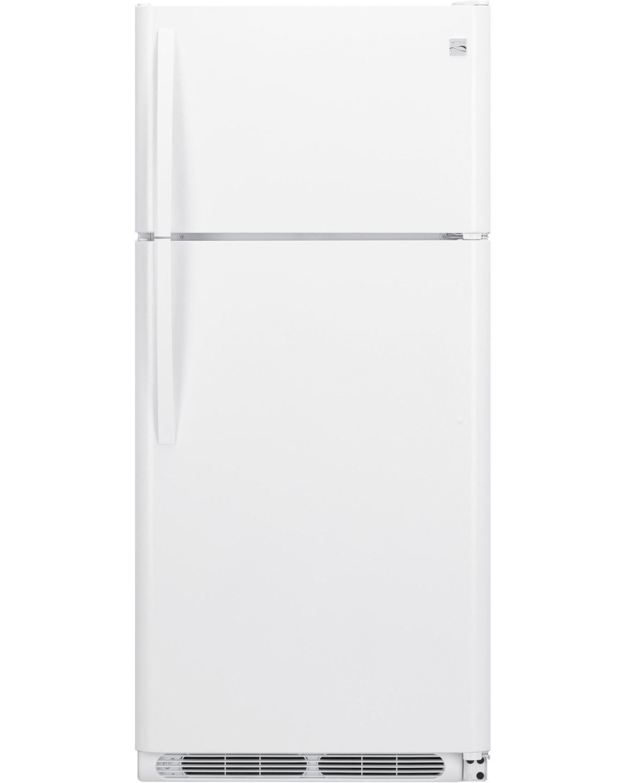 Kenmore 18cu.ft - Top-Freezer Refrigerator with Wire Shelves