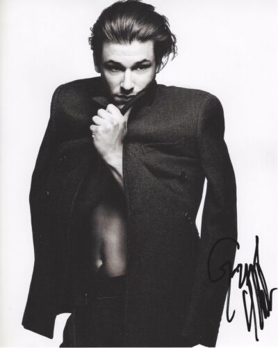 ACTOR GASPARD ULLIEL SIGNED 8X10 PHOTO D W/COA IT'S ONLY THE END OF THE WORLD