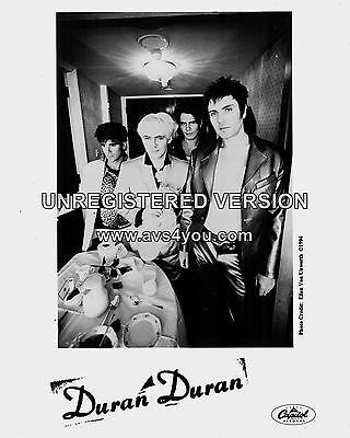 "Duran Duran 10"" x 8"" Photograph no 23"