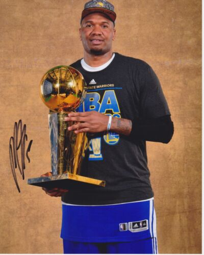 MARREESE SPEIGHTS SIGNED GOLDEN STATE WARRIORS 8X10 PHOTO AUTOGRAPH COA FINALS