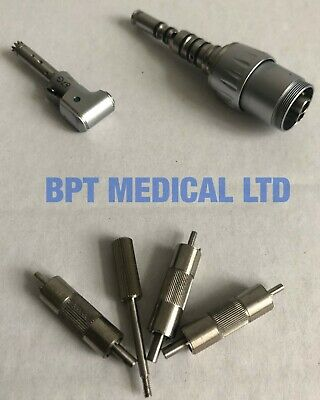 465lrn 6-pin Coupler Dental Micromotor Handpiece Equipment Motor Plus 67g Kavo