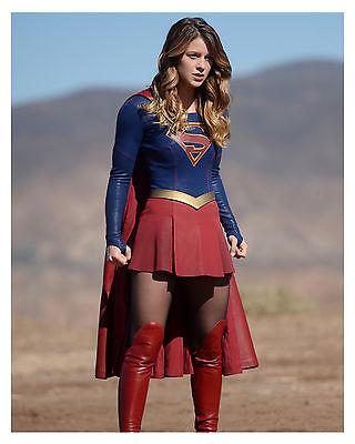 Supergirl     Melissa Benoist   8X10  Glossy Print