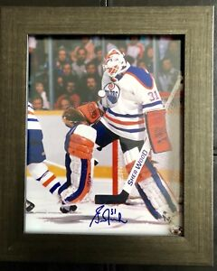 Autographed Photo of Grant Fuhr
