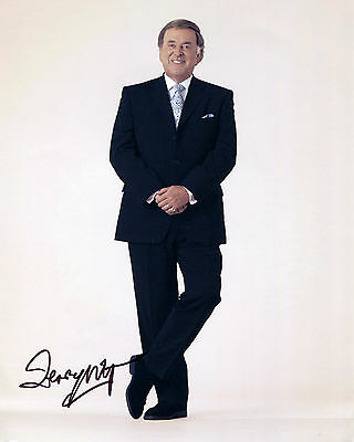 Terry Wogan - Signed Autograph REPRINT