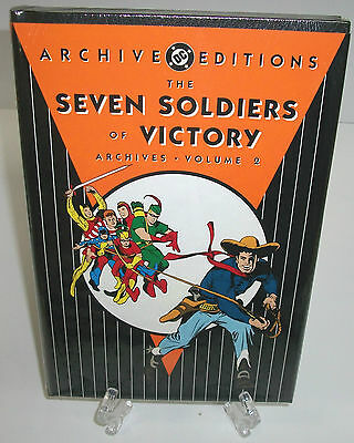 Seven Soldiers Victory Vol 2 Dc Comics Archive Edition Hard Cover Hc New Sealed