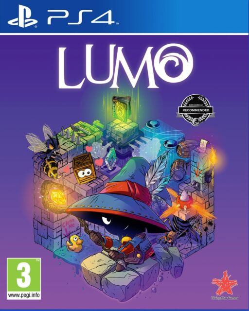 New Lumo (PS4, Playstation 4)