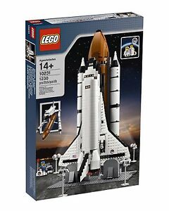 Lego Advanced Models Sapce 10231 Shuttle Expedition BNIB Sealed Retired