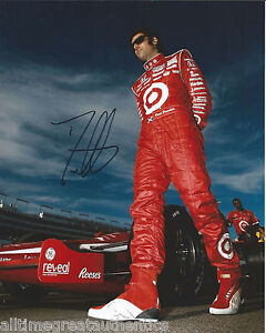 INDY-DRIVER-DARIO-FRANCHITTI-SIGNED-8X10-PHOTO-INDIANAPOLIS-500-CHAMPION-9-w-COA