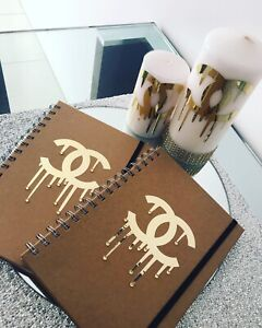 Chanel a5 note books- perfect Christmas gifts
