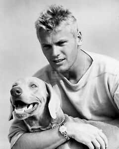 ACTOR TAB HUNTER - 8X10 PUBLICITY PHOTO (EP-993)